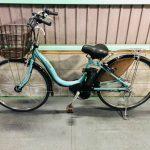 【SOLD OUT】電動自転車 ブリヂストン アシスタ デジタル 26インチ 8.7Ah ライトグリーン