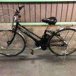 【SOLD OUT】電動自転車 パナソニック VIVI   CITY 27インチ ブラック 大容量バッテリー16Ah