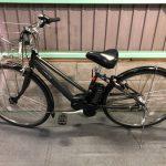 【SOLD OUT】電動自転車 ヤマハ PAS CITY   27インチ デジタル シルバー 8.7Ah 極上バッテリー!