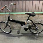 電動自転車 パナソニック カジュアルvivi 20インチ リチウム 小径
