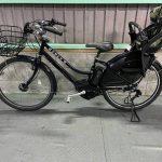 電動自転車 ブリヂストン HYDEE.Ⅱ  26インチ 子供乗せ 3人乗り適合 8.7Ah 黒