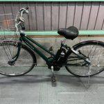 【SOLD OUT】電動自転車 ヤマハ PAS CITY   27インチ 新基準 グリーン 8Ah