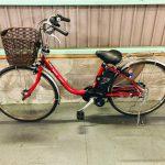 【SOLD OUT】電動自転車 パナソニック VIVI  DX デジタル 26インチ 6Ah