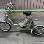 【SOLD OUT】電動自転車 ヤマハ PASワゴン 大人気3輪 大容量バッテリー6Ah    三輪