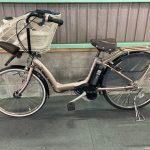 電動自転車 ブリヂストン アンジェリーノ 22/26インチ 子供乗せ ゴールド