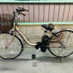 【SOLD OUT】電動自転車 パナソニック VIVI TX 26インチ 3.1Ah カッパーメタリック