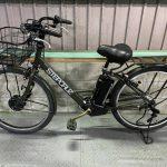 電動自転車 ブリヂストン STEP CRUZ 26インチ 8Ah オリーブ