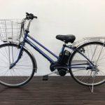 【横浜倉庫】電動自転車 パナソニック ティモ DX   27インチ 2020年 最新デジタル 大容量バッテリー16Ah