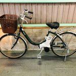 電動自転車 パナソニック ALFIT VIVI SP2 (アルフィットビビ)24インチ 3.1Ah グリーン