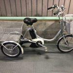 【SOLD OUT】電動自転車 BRIDGESTONE アシスタ ワゴン 大人気 三輪タイプ