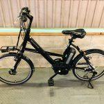 【SOLD OUT】電動自転車 ブリヂストン ヤマハ PAS CITY-X   20インチ 6Ah 黒