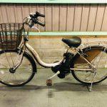 【SOLD OUT】電動自転車 ブリヂストン アシスタ デジタル 24インチ 8.7Ah シャンパンゴールド