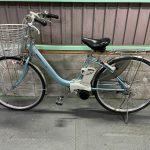 【SOLD OUT】電動自転車 パナソニック リチウムVIVI  NX 26インチ 6Ah   スカイブルー